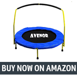 "Avenor Toddler 36"" Trampoline"