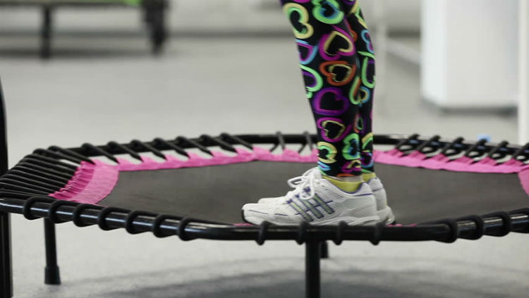 Best Re-Bounder Trampoline